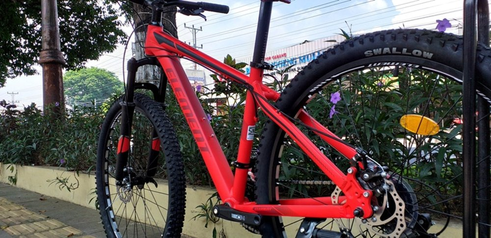 ELEMENT.SPY.1.0.RED | Dunia Sepeda Solo