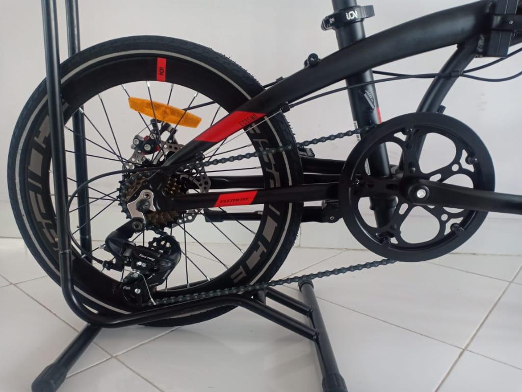 ELEMENT.E.COSMO.8X | Dunia Sepeda Solo