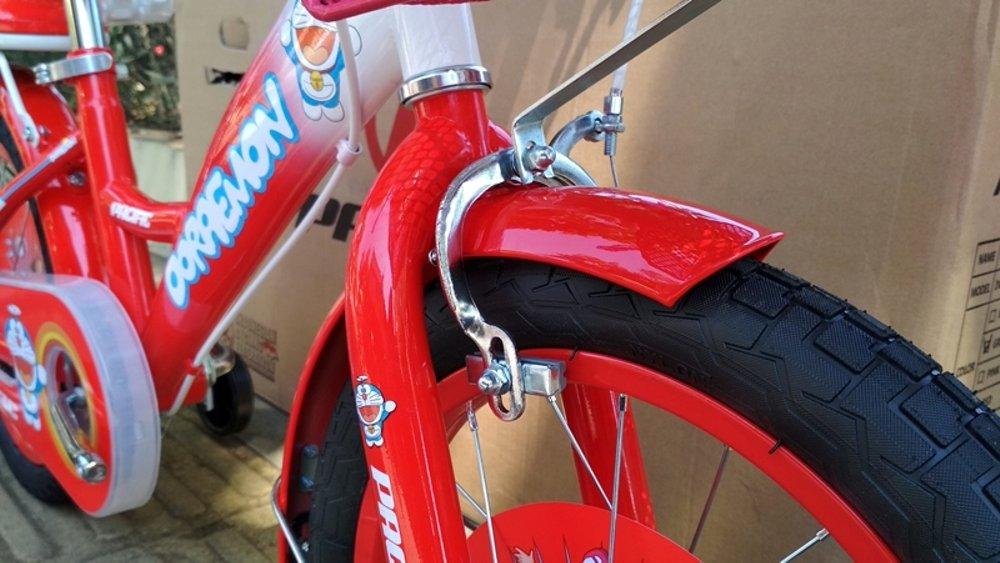 SEPEDA.ANAK.MINI.16.PACIFIC.DORAEMON.RED | Dunia Sepeda Solo