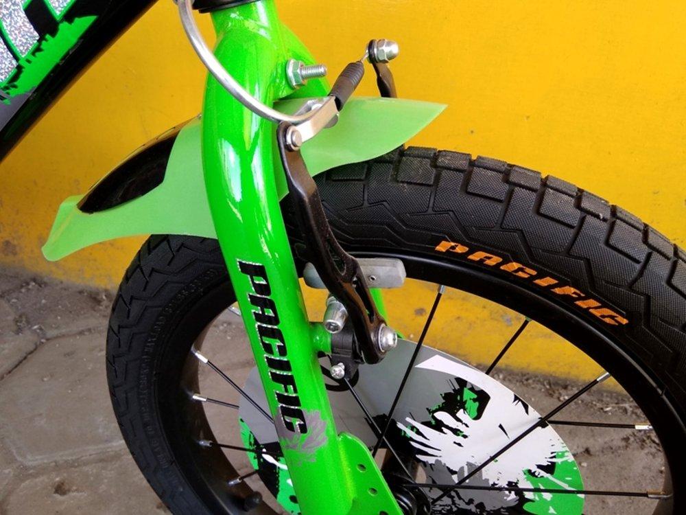 PACIFIC.X-MAN.BLACK-GREEN | Dunia Sepeda Solo